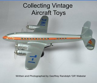 Collecting Vintage Aircraft Toys