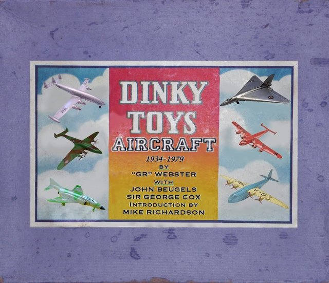 Dinky Toys Aircraft, 1934-1979
