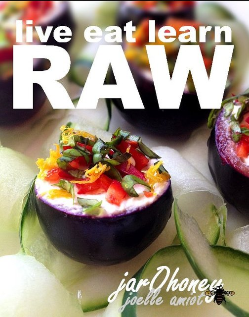 LIVE EAT LEARN RAW