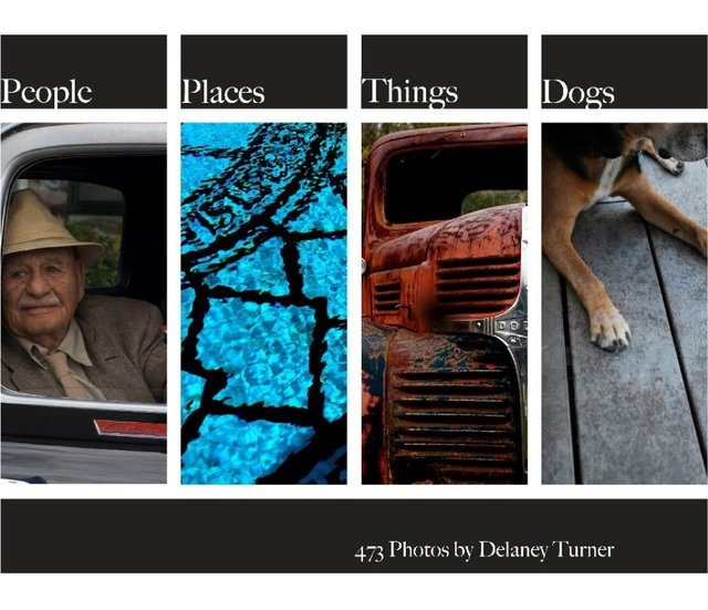 People, Places, Things, Dogs