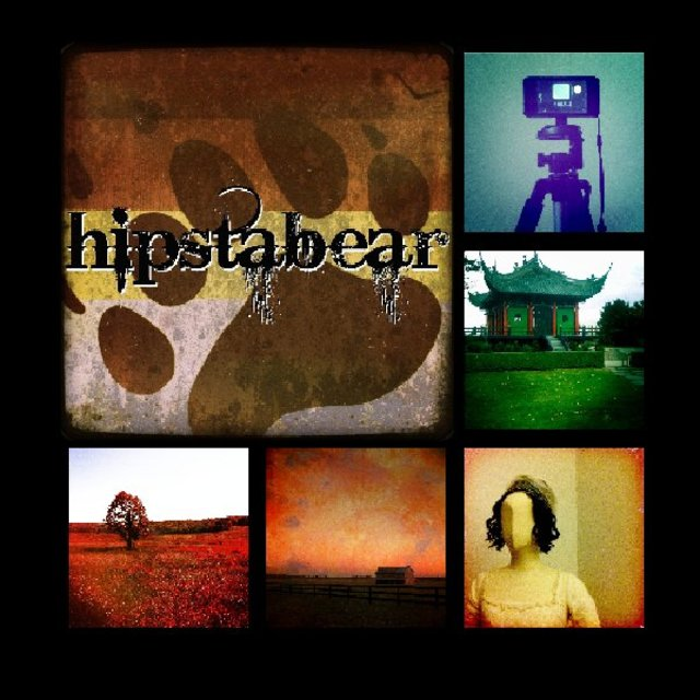 Hipstabear: Volume One