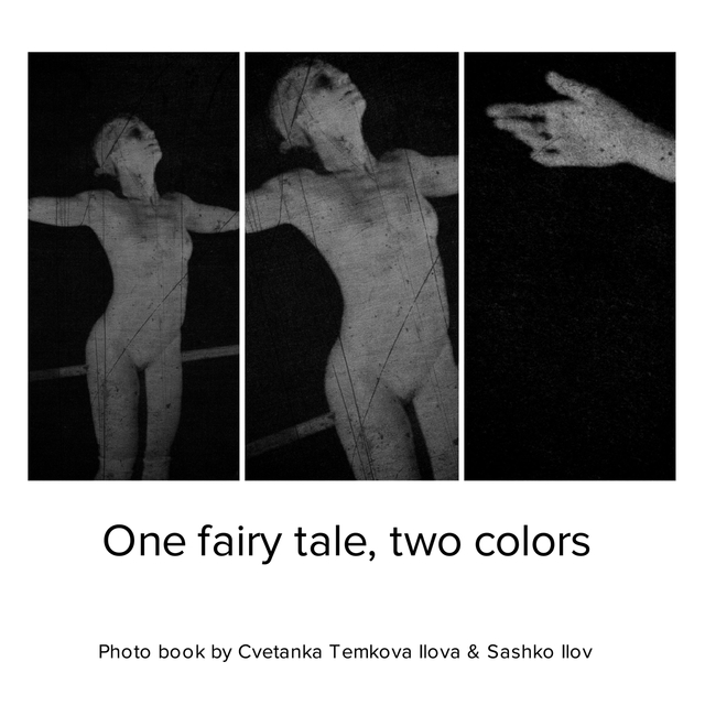 One fairy tale, two colors