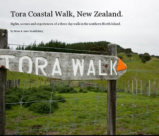 Tora Coastal Walk, New Zealand.