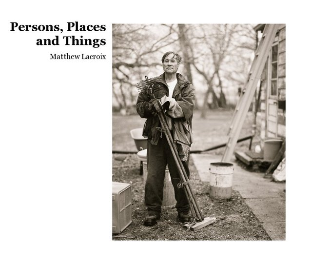 Persons, Places, and Things