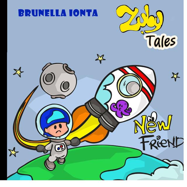 Zuby Tales - NEW FRIEND