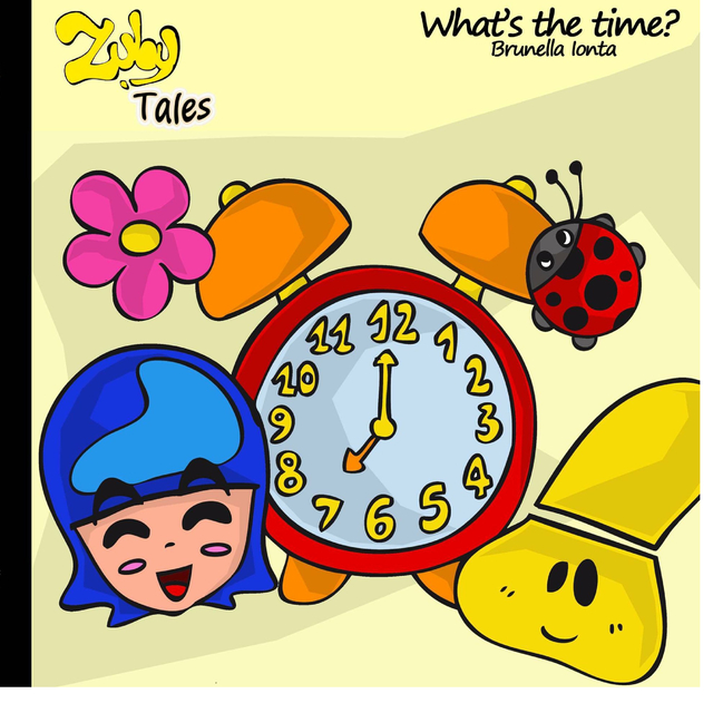 Zuby Tales - What's the time