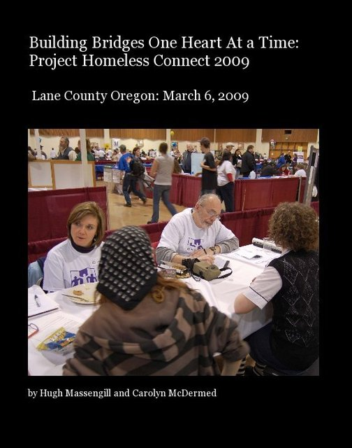 Building Bridges One Heart At a Time: Project Homeless Connect 2009