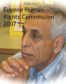 Eugene Human Rights Commission 2007