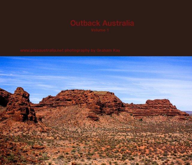 "Outback Australia - Premium paper (13"" X 11"")"