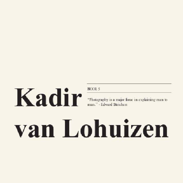 Families by Kadir van Lohuizen