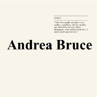 Surviving War by Andrea Bruce
