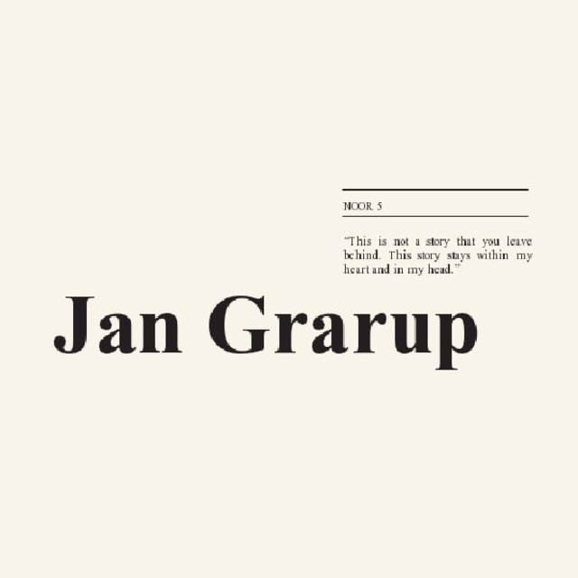 Caught between War and Famine by Jan Grarup