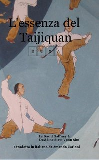 L&#x27;essenza del Taijiquan 