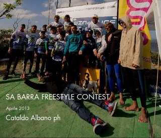 SA BARRA FREESTYLE CONTEST