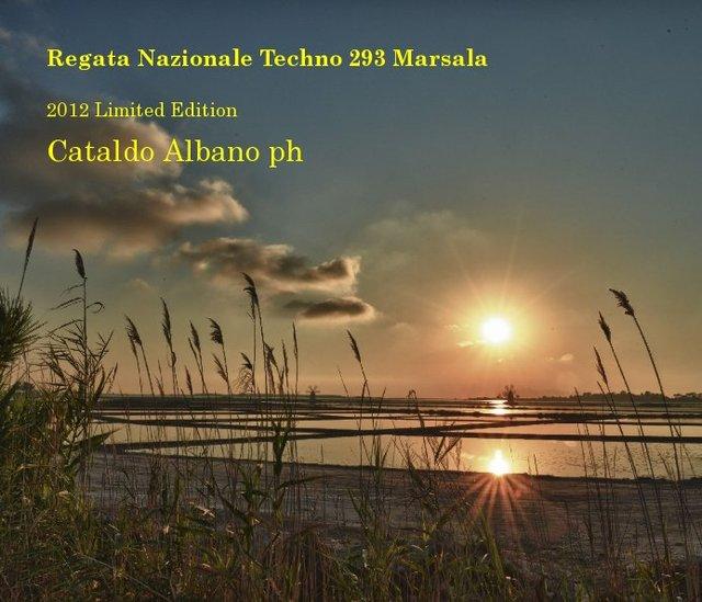 Regata Nazionale Techno 293 Marsala