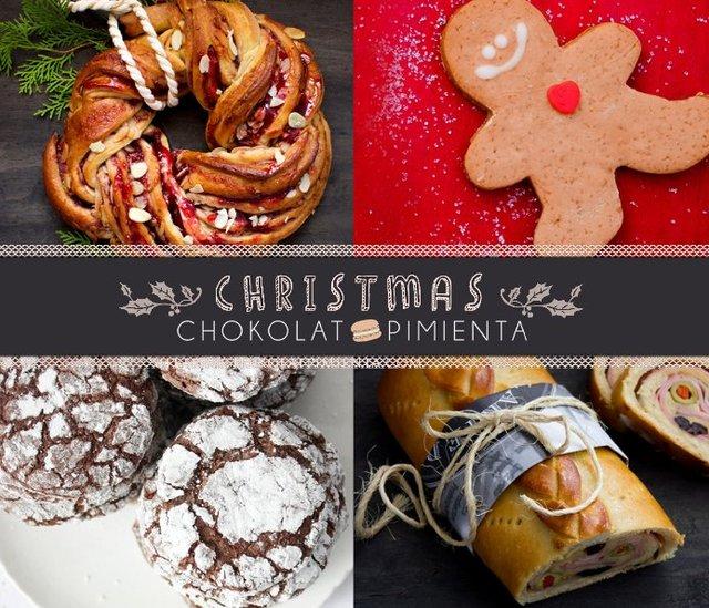 Christmas Chokolat Pimienta