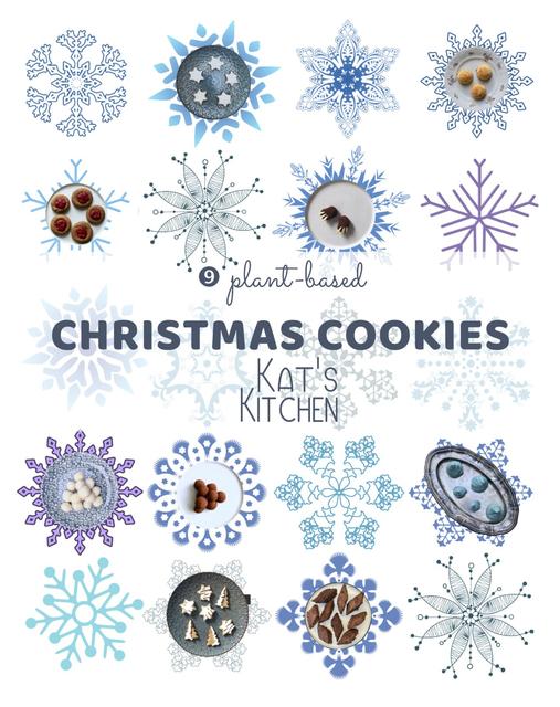 9 Plant-Based Christmas Cookies