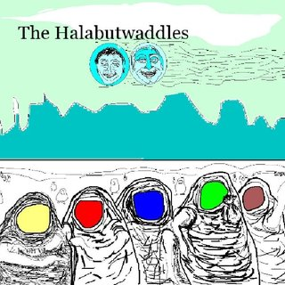 The Halabutwaddles
