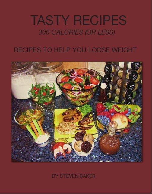 300 Calorie Recipe Book