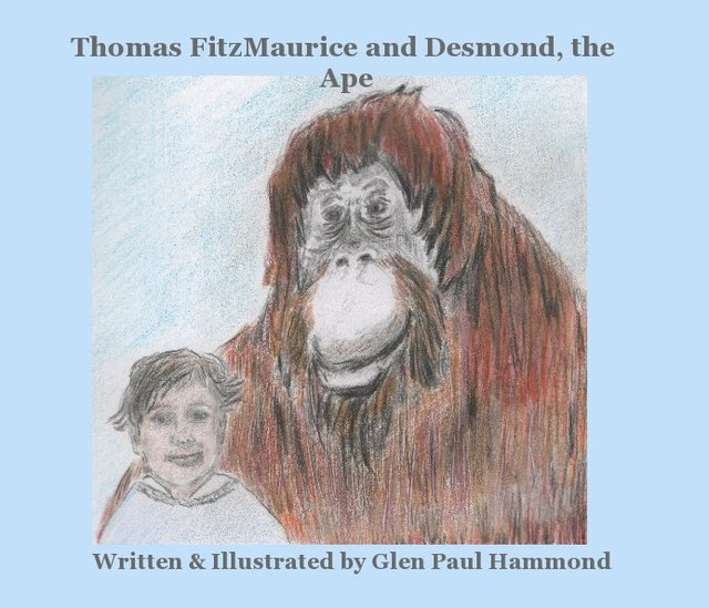 Thomas FitzMaurice and Desmond, the Ape