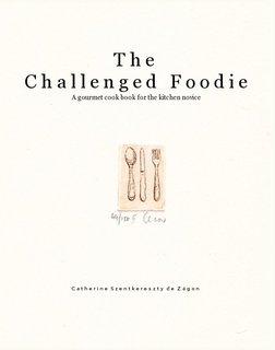 The Challenged Foodie