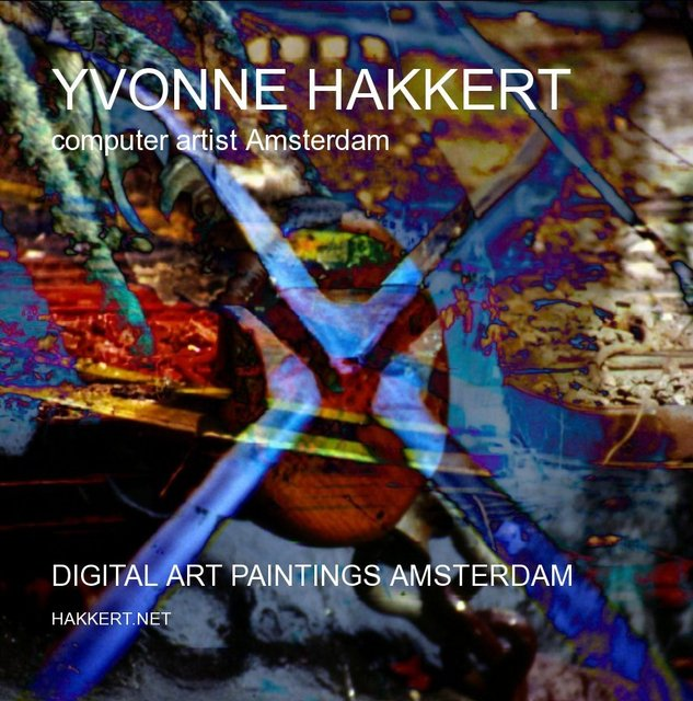 YVONNE HAKKERT computer artist Amsterdam