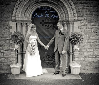 The Wedding of Steph &amp; Zac 6th August 2011