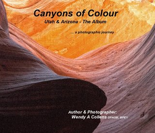 Canyons of Colour Utah &amp; Arizona - The Album