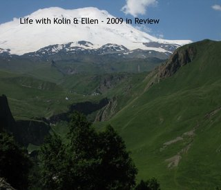 Life with Kolin &amp; Ellen - 2009 in Review