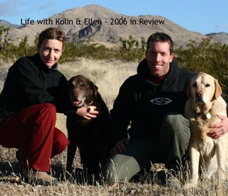 Life with Kolin &amp; Ellen - 2006 in Review
