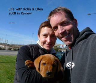 Life with Kolin & Ellen - 2008 in Review