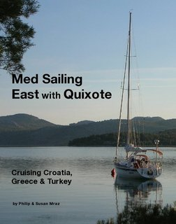 Med Sailing East with Quixote