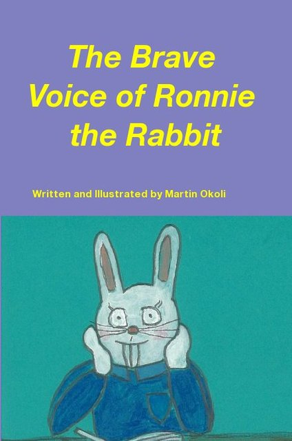 The Brave Voice of Ronnie the Rabbit