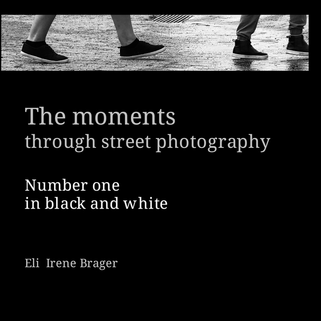 The moments through street photography