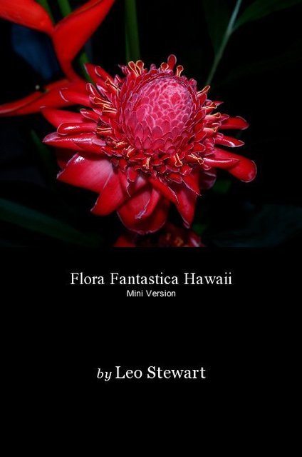 Flora Fantastica Hawaii Mini Version