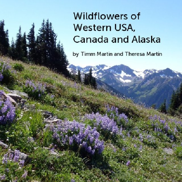 Wildflowers of Western USA, Canada and Alaska