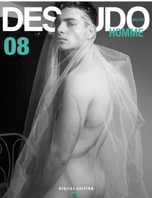 Desnudo Homme: issue 8 (digital edition)