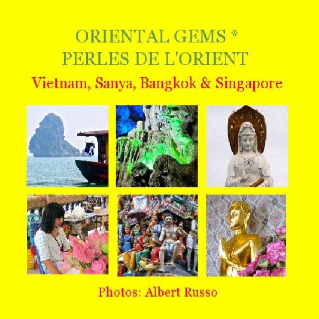 ORIENTAL GEMS * PERLES DE L'ORIENT