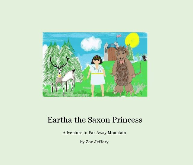 Eartha the Saxon Princess