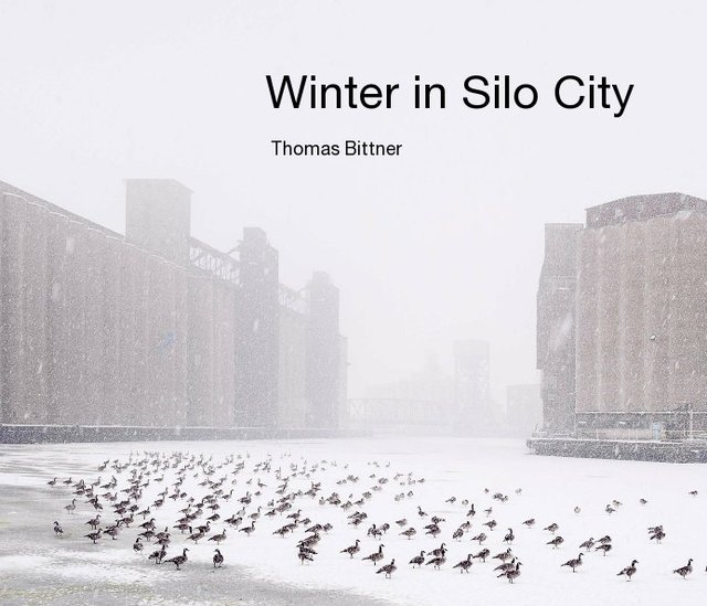 Winter in Silo City