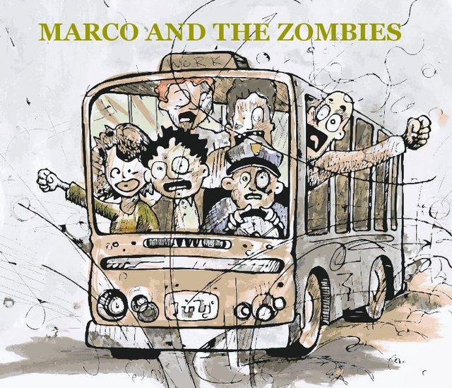 MARCO AND THE ZOMBIES