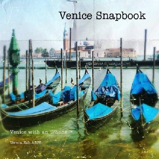 Venice Snapbook