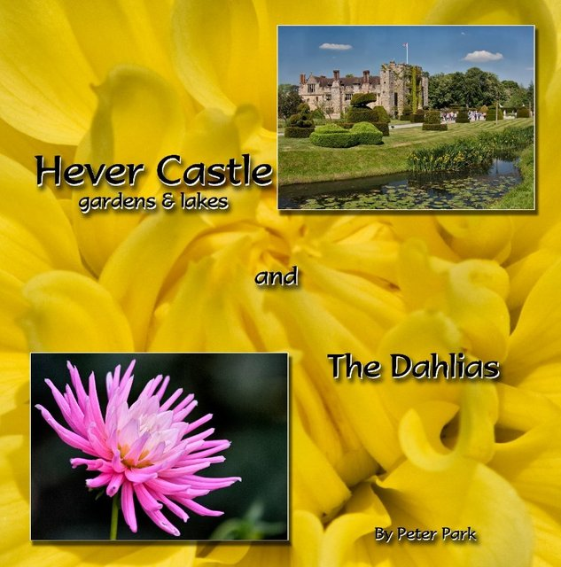 Hever Castle and The Dahlias