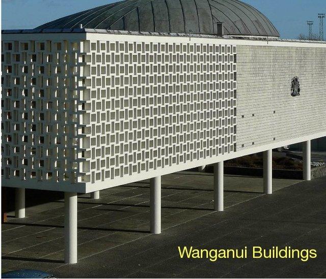 Wanganui Buildings