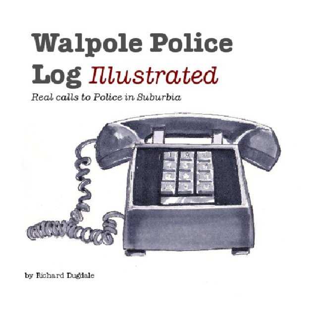 Walpole Police Log Illustrated