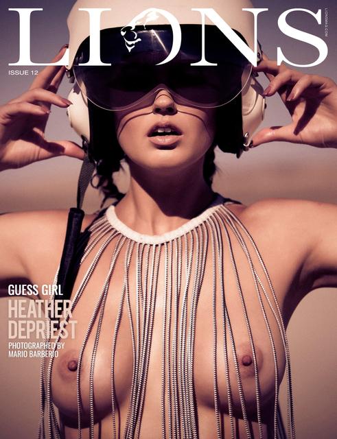Lions Magazine #12