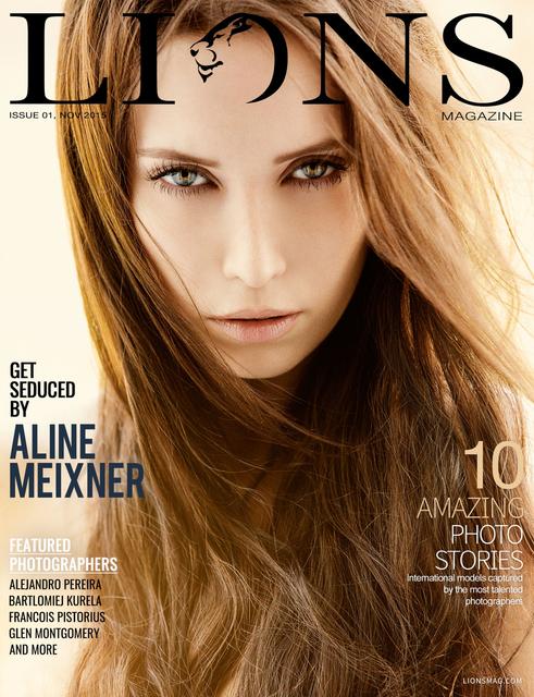 Lions Magazine #1