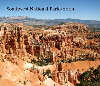 Southwest National Parks 2009