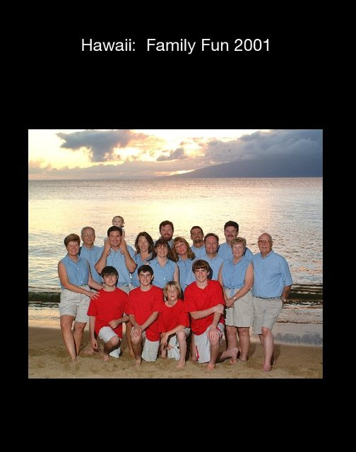 Hawaii: Family Fun 2001