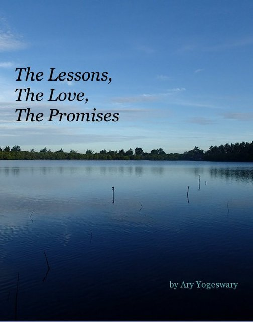 The Lessons, The Love, The Promises